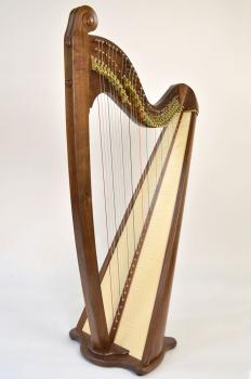 Teifi Harp EOS36【BlackWalnut】